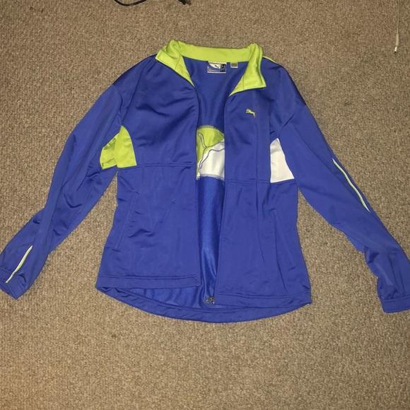 Puma Jackets & Blazers - Large puma jacket